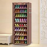 Стеллаж для хранения обуви на 9 полок, фото 3