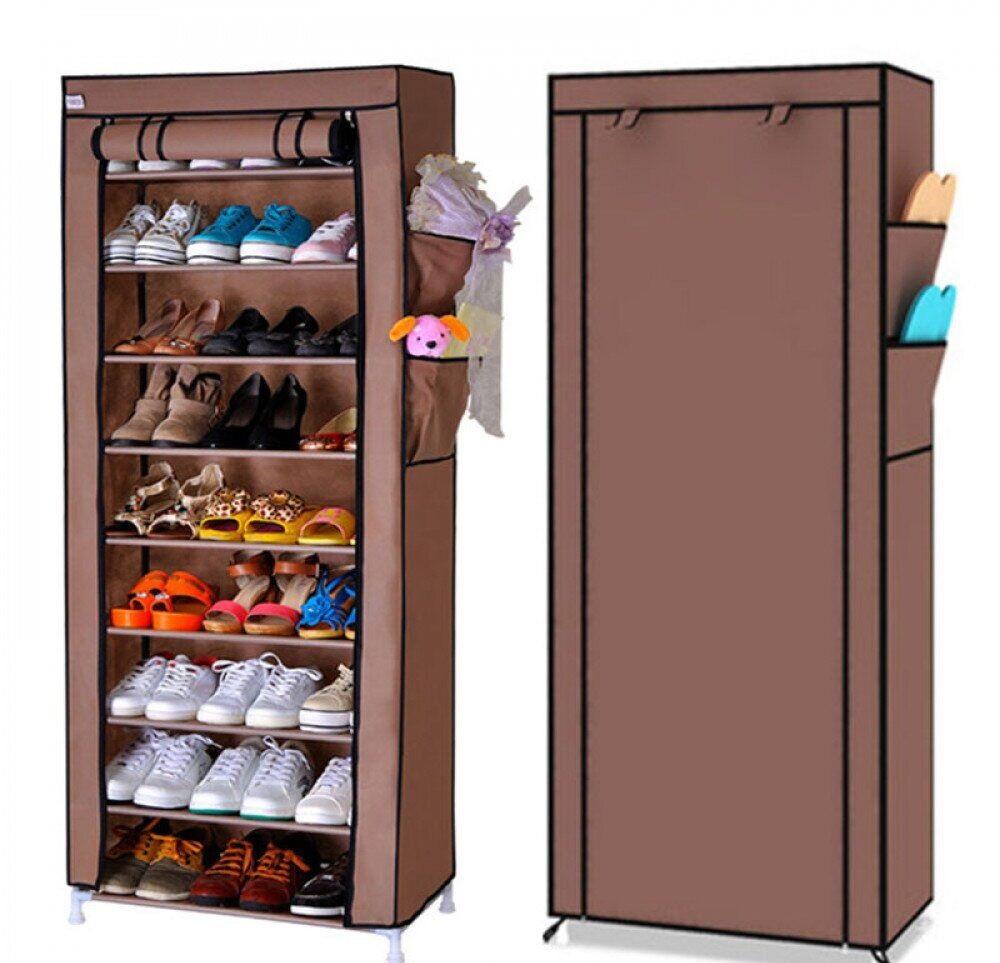 Стеллаж для хранения обуви на 9 полок