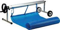 Наматывающее устройство для солярной пленки