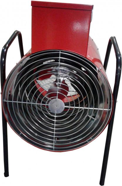 Електрична теплова гармата Vulkan 18000 TP (18 кВт, 1100 куб. м/ч, ~3ф, 380 В) (62768)