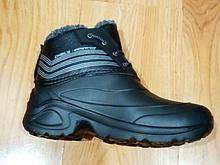 """Ботинки мужские сапоги """"Waterprof Chelsi"""". Зимние рабочие ботинки. мех, пена ЭВА, пенка"""