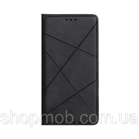 Чохол-книжка Business Leather for Huawei Y5P Eur Ver Колір Чорний, фото 2