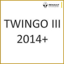 Renault Twingo lll 2014+