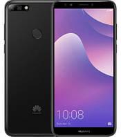 "Смартфон Huawei Y7 Prime 2018 4/64gb Black, 13+2/8Мп, 5.99"" IPS, 2sim, 4G, 3000мАh, Snapdragon 430, 8 ядер, фото 1"