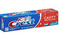 Зубна паста Crest KID'S CAVITY PROTECTION 130 г