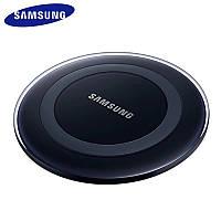 Беспроводная зарядка SAMSUNG S6 Edition QI (black) - ORIGINAL