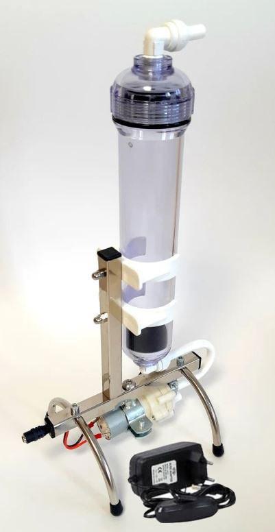 """Фильтрующее устройство """"Дистив IL-10"""" + регулятор напряжения с вольтметром"""