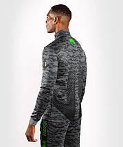 Толстовка мужская Venum Arrow Loma Signature Collection Collared Zip Sweatshirt Camo, фото 3