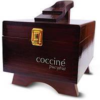 """Коробка-органайзер для взуттєвої косметики """"PUSYBUT"""" Coccine"""