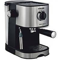 Кофеварка експресо рожковая Grunhelm GEC17 850W 15 БАР