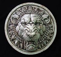 Декоративная маска льва, диаметр 52 см