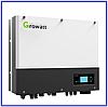Growatt Hibrid SPH5000(1 фаза 2 МРРТ) гибридный инвертор напряжения