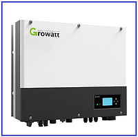 Growatt Hibrid SPH5000(1 фаза, 2 МРРТ) гибридный инвертор напряжения