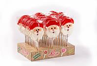 Леденцы на палочке Дед Мороз, 80 г Roks