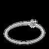 Серебряный браслет-бэнгл Pandora Moments Фейерверк 597763CZ