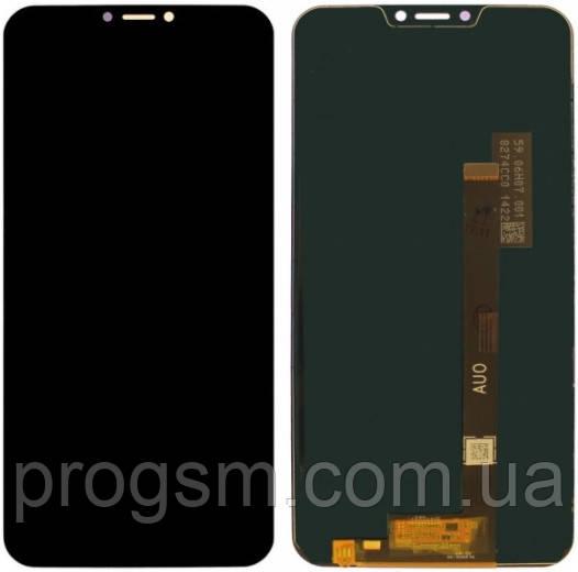 Дисплей Asus ZenFone 5z (ZS620KL) complete Black