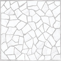 Плитка для пола Golden Tile Mosaic белый 30x30 8F0730