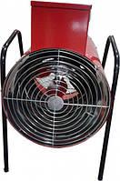 Електрична теплова гармата Vulkan 6000 ТП (6 кВт, 400 куб. м/ч, ~3ф, 380 В) (65018)