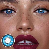 Синие линзы для глаз. Цветные линзы. Красивые синие линзы. Голубые контактные линзы. Линзы для карих глаз.