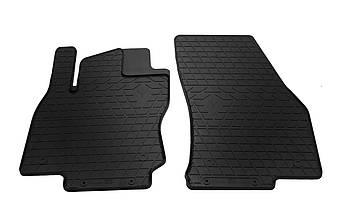 Коврики в салон резиновые передние для SEAT Tarraco  2018- Stingray (2шт)