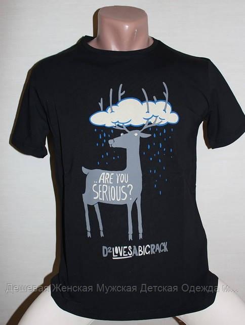 Брендовая мужская футболка турция DSQURED1