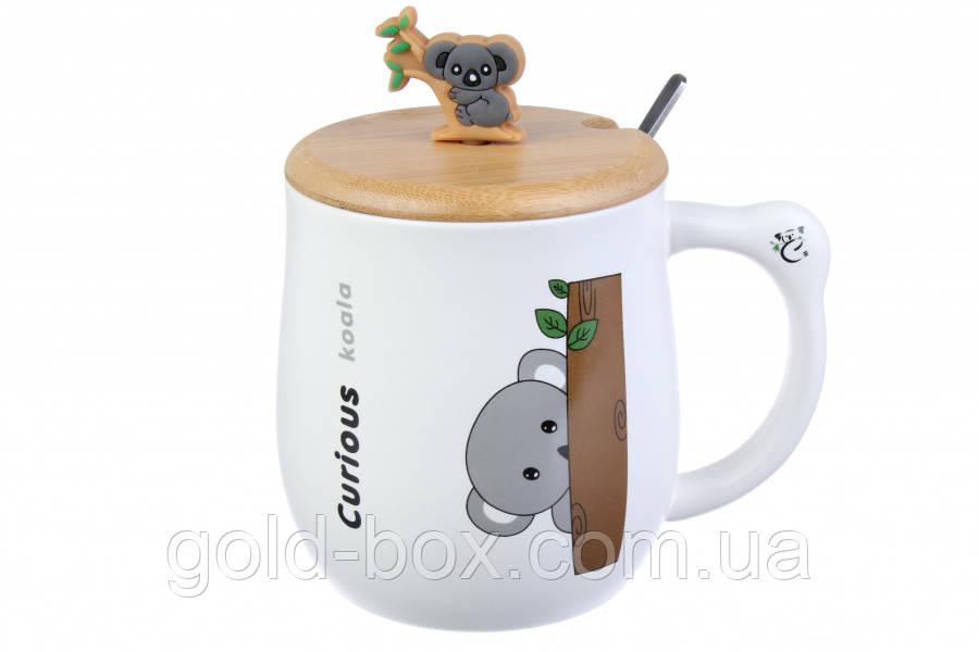 Чашка керамическая Коала