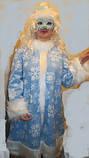 Карнавальный костюм Снегурочки 48-50 р, фото 2