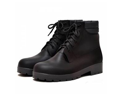 Мужские утепленные ботинки Nordman Rover черные
