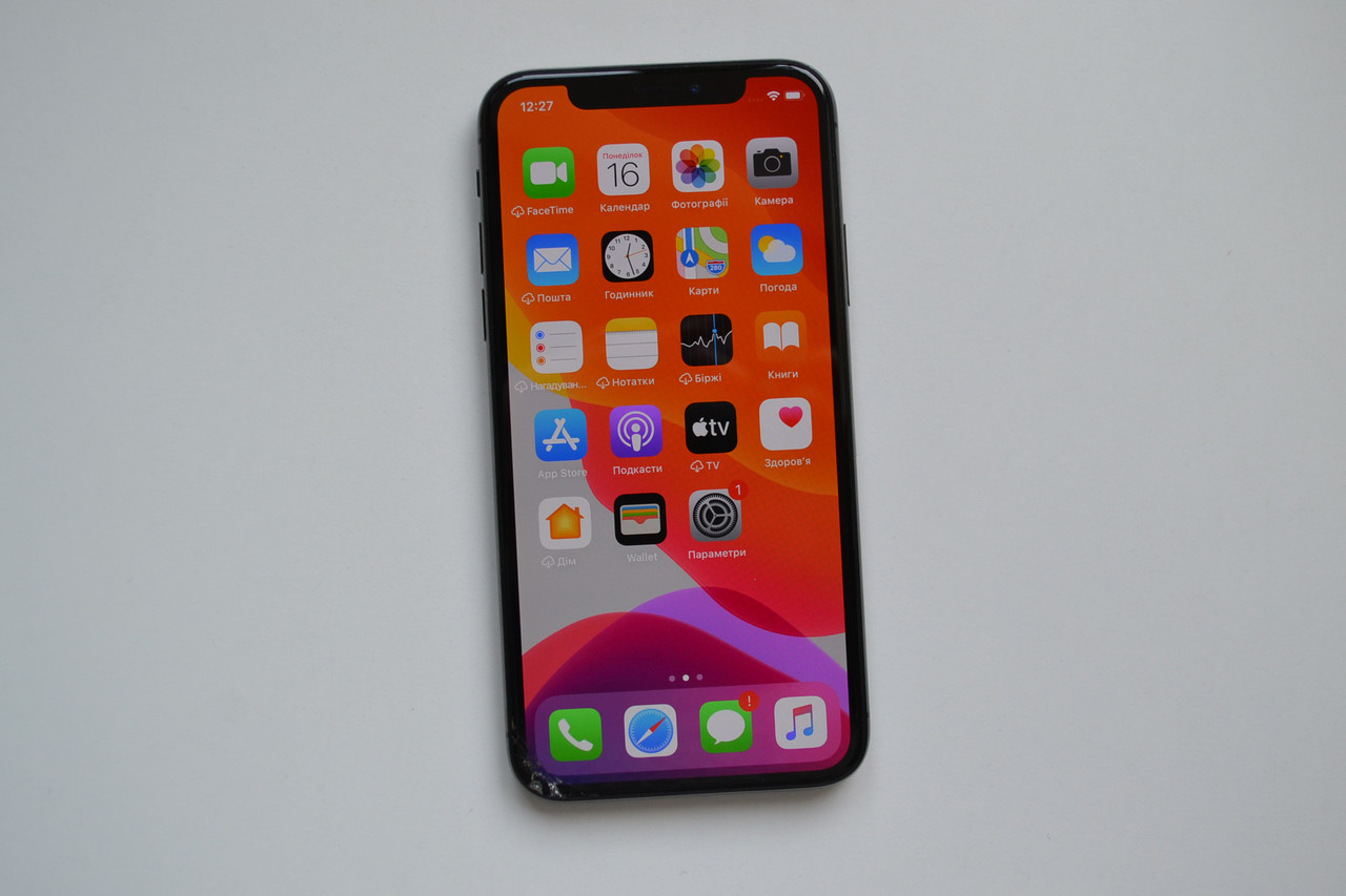 Apple Iphone X 64Gb Space Gray Оригинал!