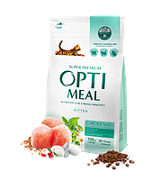 Optimeal (Оптимил) для котят курица  0.7 кг