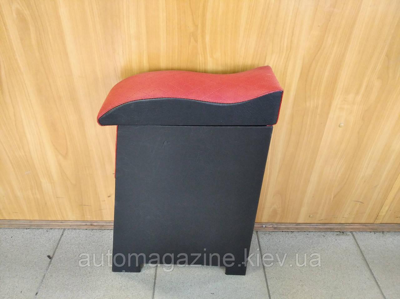 Подлокотник между сиденьями Газель, Соболь (красный)