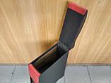 Подлокотник между сиденьями Газель, Соболь (красный), фото 3