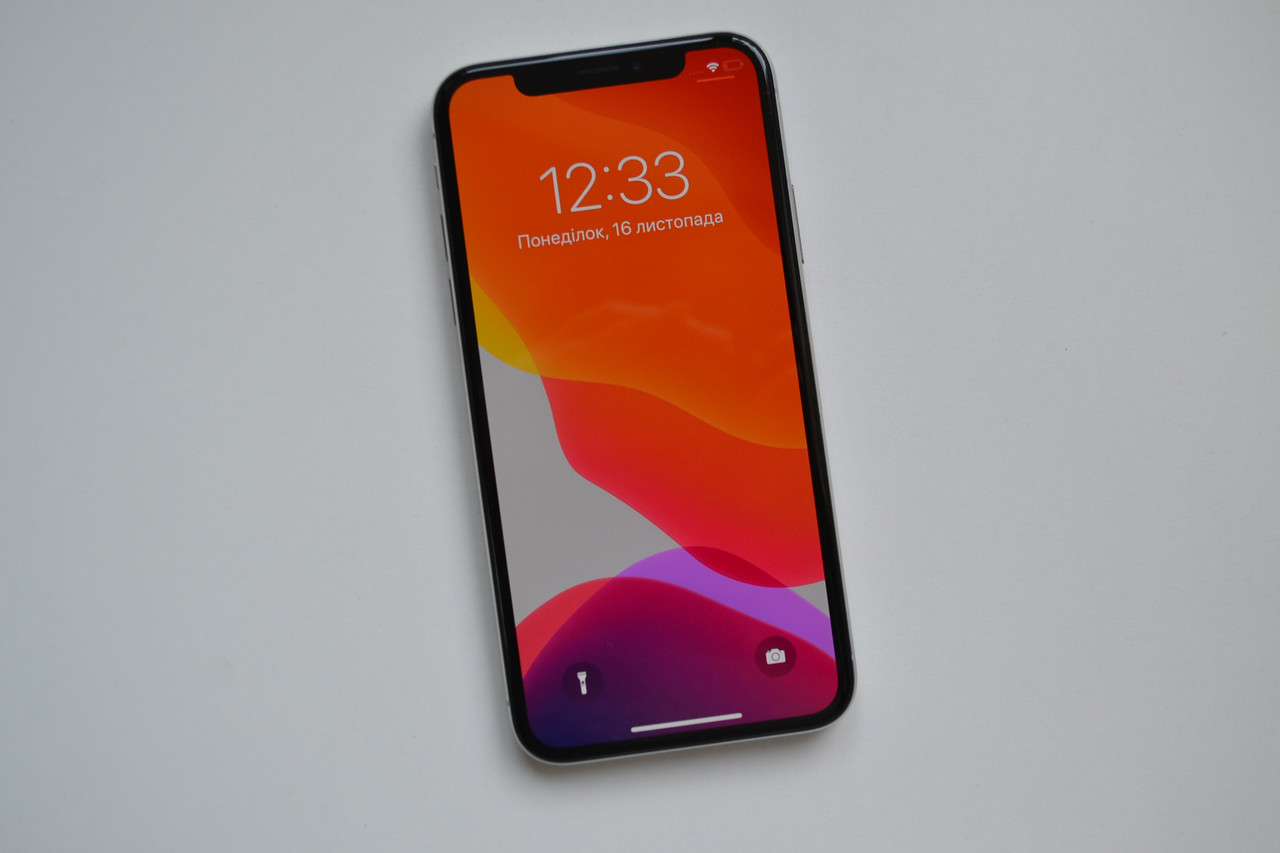 Apple Iphone X 64Gb Silver Neverlock Оригинал!