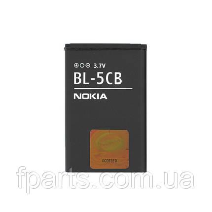 Аккумулятор Nokia BL-5CB, фото 2