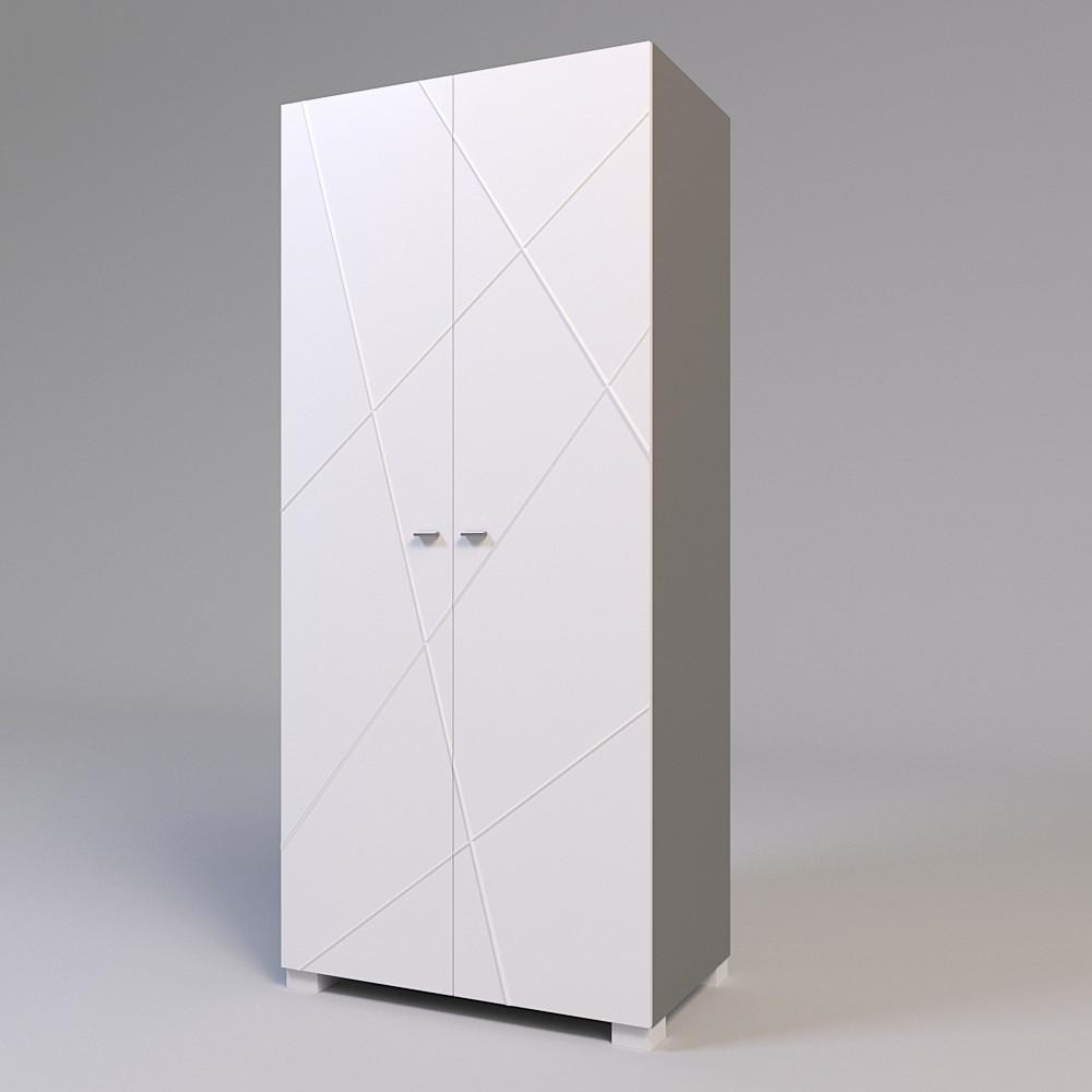 Шкаф Х-Скаут Х-02 белый мат