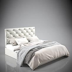 Ліжко двоспальне Дайкірі