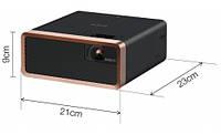 Мобильный лазерный проектор Epson EF-100B портативный для дома и офиса