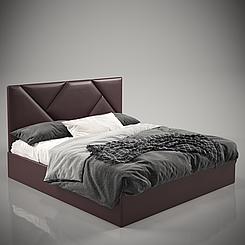 Ліжко двоспальне Бейліс