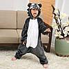 Кигуруми піжама дитяча для хлопчиків Вовк цілісна, фото 2