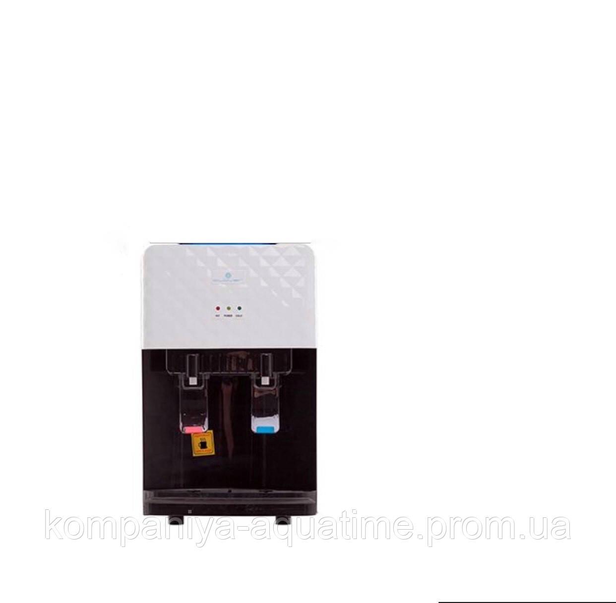 Кулер для води Clover із нагріванням та електричним охолодженням