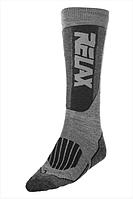 Носки лыжные Relax Extreme RS032B XL Black-Grey