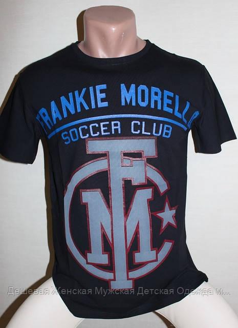 Брендовая мужская футболка турция FRANKIO MORELLO1