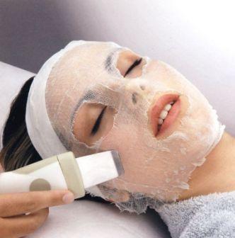 Фонофорез (ультразвуковая терапия кожи лица), фото 1