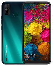 Телефон TECNO SPARK 6 Go (KE5j) 3/64Gb Ice Jadeite