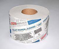 Туалетний папір макулатурний Optimum Джамбо PRO Service Кількість 1 шт