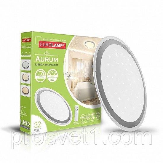 Светодиодный светильник EUROLAMP SmartLight Aurum 32W 3000-6500K