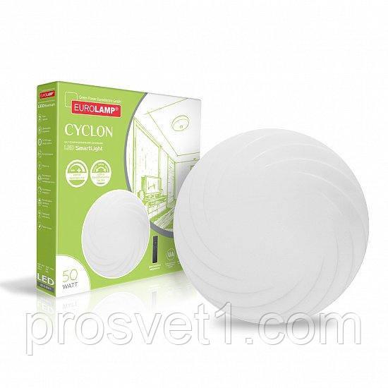 Світлодіодний світильник EUROLAMP SmartLight Cyclon Т1 50W 3000-6500K