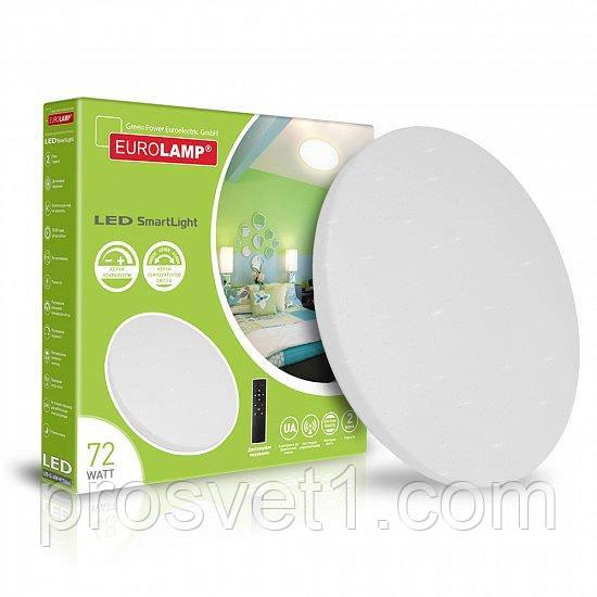 Светодиодный светильник EUROLAMP SmartLight 72W 3000-6500K (N17)
