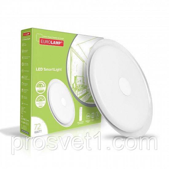 Світлодіодний світильник EUROLAMP SmartLight 72W 3000-6500K (N19)