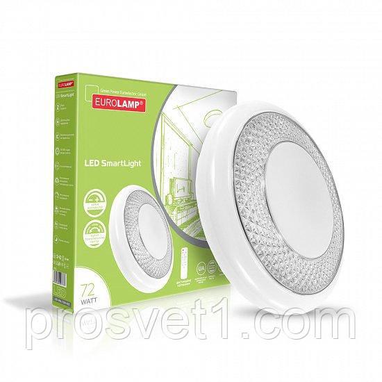 Світлодіодний світильник EUROLAMP SmartLight 72W 3000-6500K (N23)